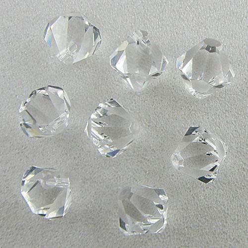 8 8mm Swarovski Crystal bicone 6301 Crystal Beads