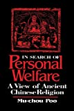 In Search of Personal Welfare 9780791436301
