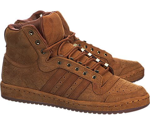 7f899e0ccd3 Galleon -  TOP TEN HI-S85278  ADIDAS TOP TEN HI ORIGINALS QS MENS SNEAKERS  ADIDASFOX REDM