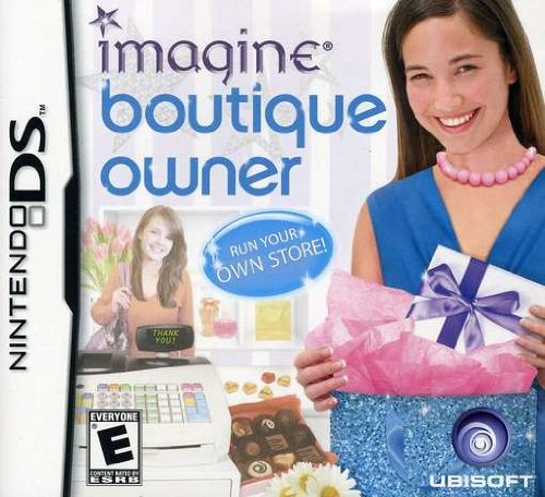 Imagine: Boutique Owner - Nintendo DS