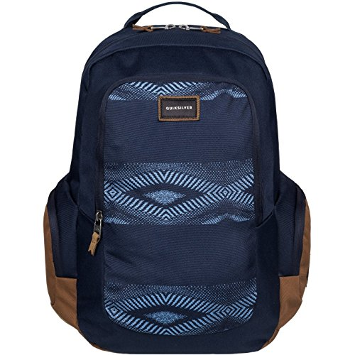 Price comparison product image Quiksilver Schoolie Backpack One Size Dream Weaver Captains Blue