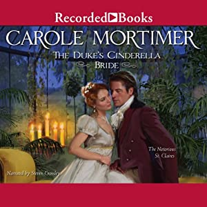 The Duke's Cinderella Bride Audiobook