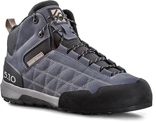 Five Ten Guide Tennie Mid Mens Approach Shoes (Utility Blue, 12) from Five Ten