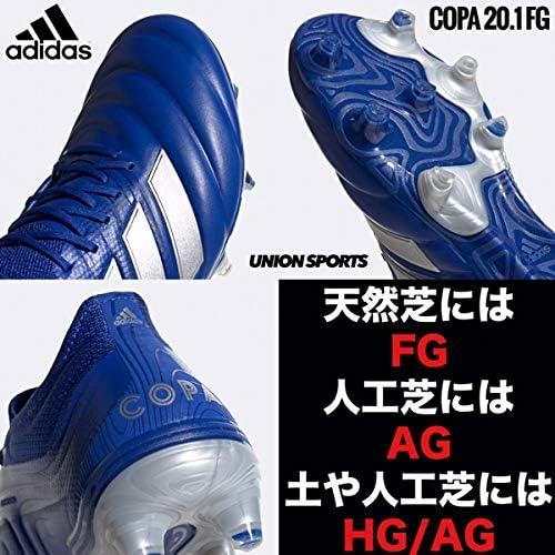 adidas Herren Copa 20.1 Fg Fussballschuh Azurea Plamet Azurea