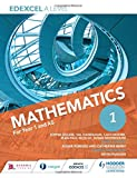 Edexcel A Level Mathematics Year 1 (AS) (Edexcel a/As Level)
