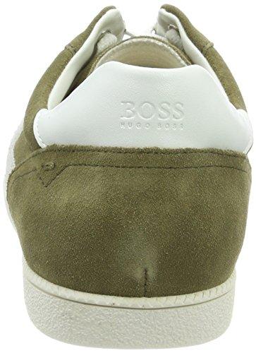 BOSS Casual Herren Rumba_Tenn_SD Sneaker grün (medium green)