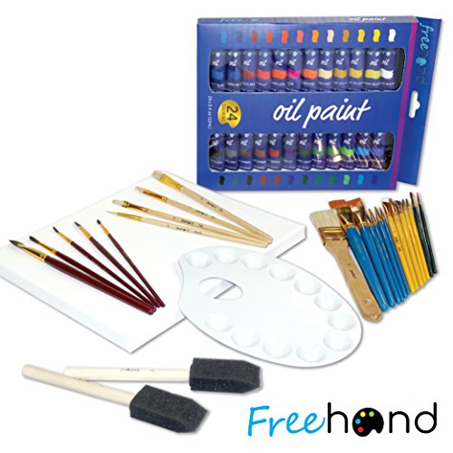 Ultimate Oil Painting Set