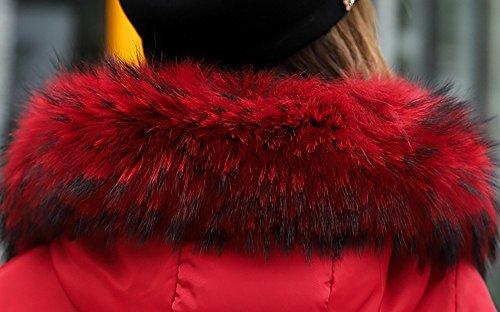 Covermason Manteau Veste Zip Femme Long Uni Hiver Jacket Elegant rrqvdU