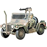 タミヤ 1/35 ミリタリーミニチュアシリーズ No.123 アメリカ陸軍 M151A2 フォードマット ケネディジープ プラモデル 35123
