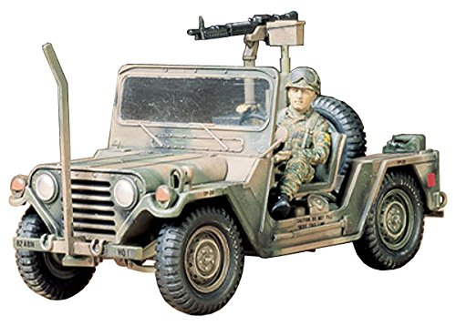 Used, Tamiya 300035123–1: 35US M151A2Ford Mutt Off-Roader for sale  Delivered anywhere in USA