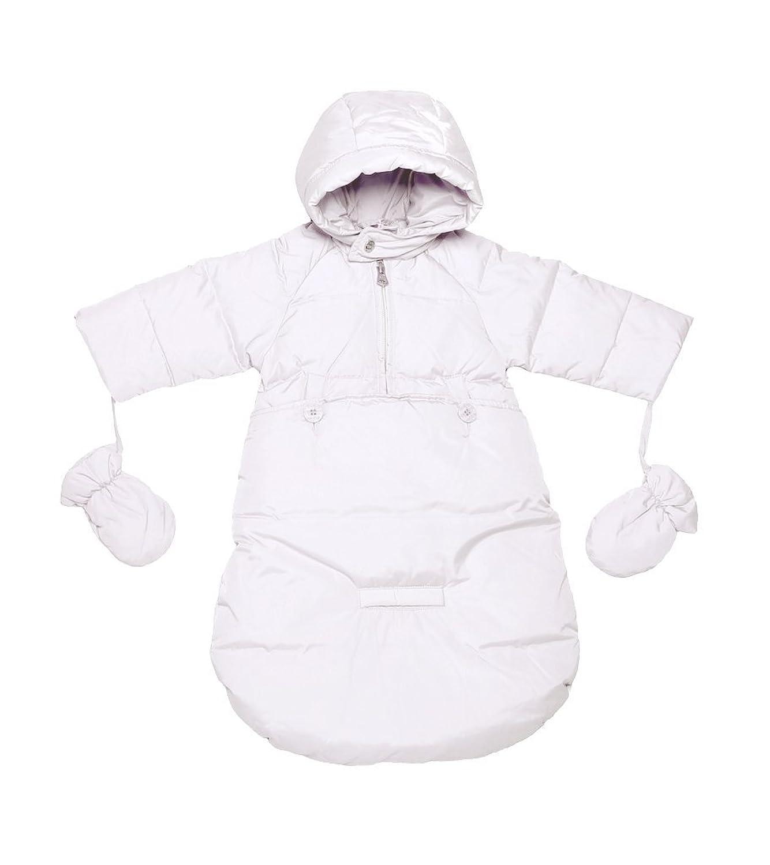 Oceankids Baby Mädchen Jungen Gemütlich Gepolsterter Schneeanzug 0-24 Monate