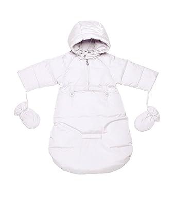 b3f9e8c80 Oceankids Baby Boys White Newborn Pram Down Bunting Snowsuit ...
