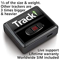 Tracki 2020 Model Mini Real time GPS Tra...