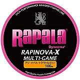 ラパラ(Rapala) PEライン ラピノヴァX マルチゲーム 100m