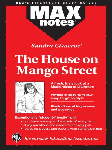 the house on mango street book report