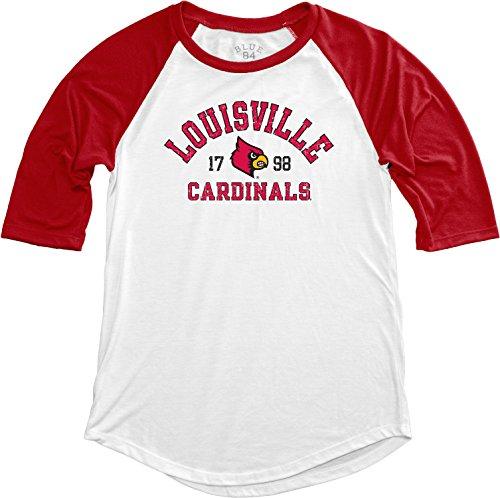 NCAA Louisville Cardinals Adult Women NCAA Women's Teagan Baseball ()