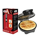 Star Wars Lightsaber Immersion Handheld Blender and Death Star Waffle Maker Set