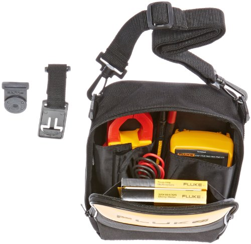 Clamp Meter Accessories : Fluke kit multimeter and clamp meter