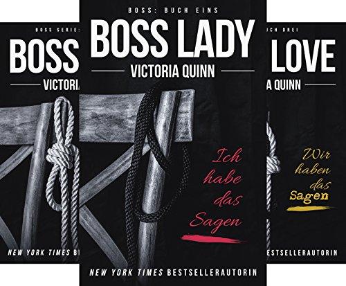 Boss (Reihe in 3 Bänden)