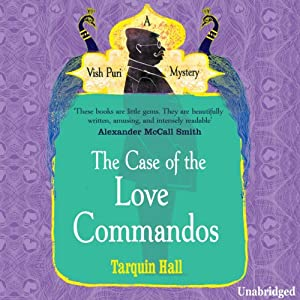 The Case of the Love Commandos Hörbuch