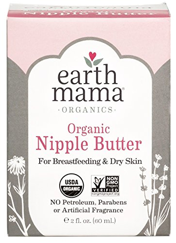 Natural Nipple Butter Earth Mama product image
