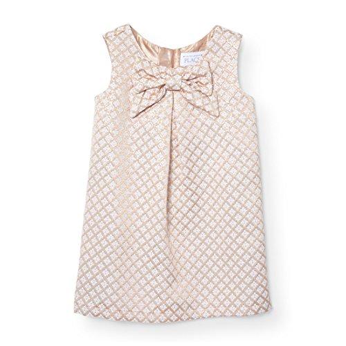 896bbc508ce4 Galleon - The Children s Place Baby Girls  Sleeveless Dressy Dresses ...