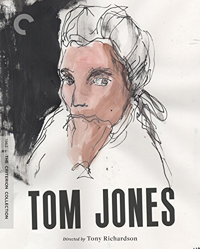 Tom Jones  The Criterion Collection   Blu Ray