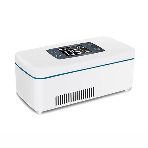 DAWNG-13 Caja refrigerada por insulina portátil, caja de ...