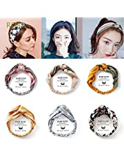 QZ Multi-color Korean Style Hair Accessories Yoga Knotted Women Headband (Color : 11)
