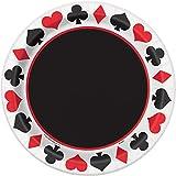 Poker Night Dinner Plates, 8ct