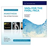 img - for SAQs for the Final FRCA and Challenging Concepts in Anaesthesia Pack book / textbook / text book