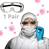 Safety Goggles - Lab Glasses - Medical Face