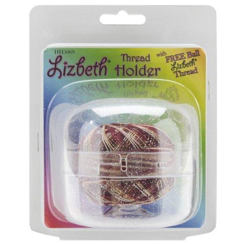 Handy Hands Lizbeth Thread Holder-Sparkle Clear
