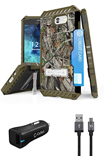 Beyond Cell Military Grade Slim Case -  for Samsung Galaxy J