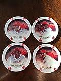 2014 Topps Chipz Cincinnati Reds Team Set 4 Poker Chips