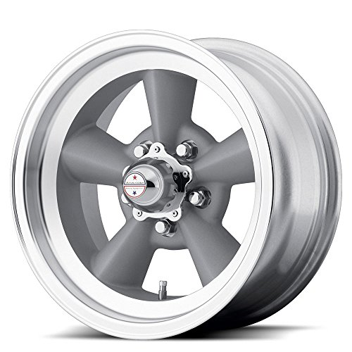 Rod TTO VN309 Painted Gray Wheel with Machined Lip (15x8.5
