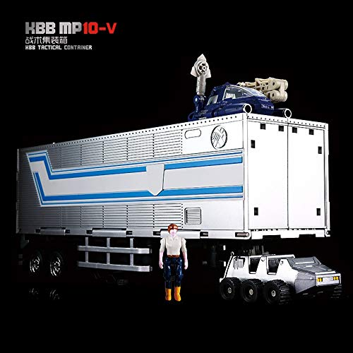 Trailer Roller Sigma for KBB Voyager Class MP10-V (Optimus Prime Trailer)
