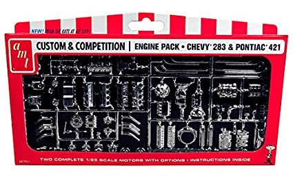 AMT 1/25 GM Motors Parts Pack