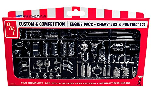 AMT 1/25 GM Motors Parts Pack from AMT