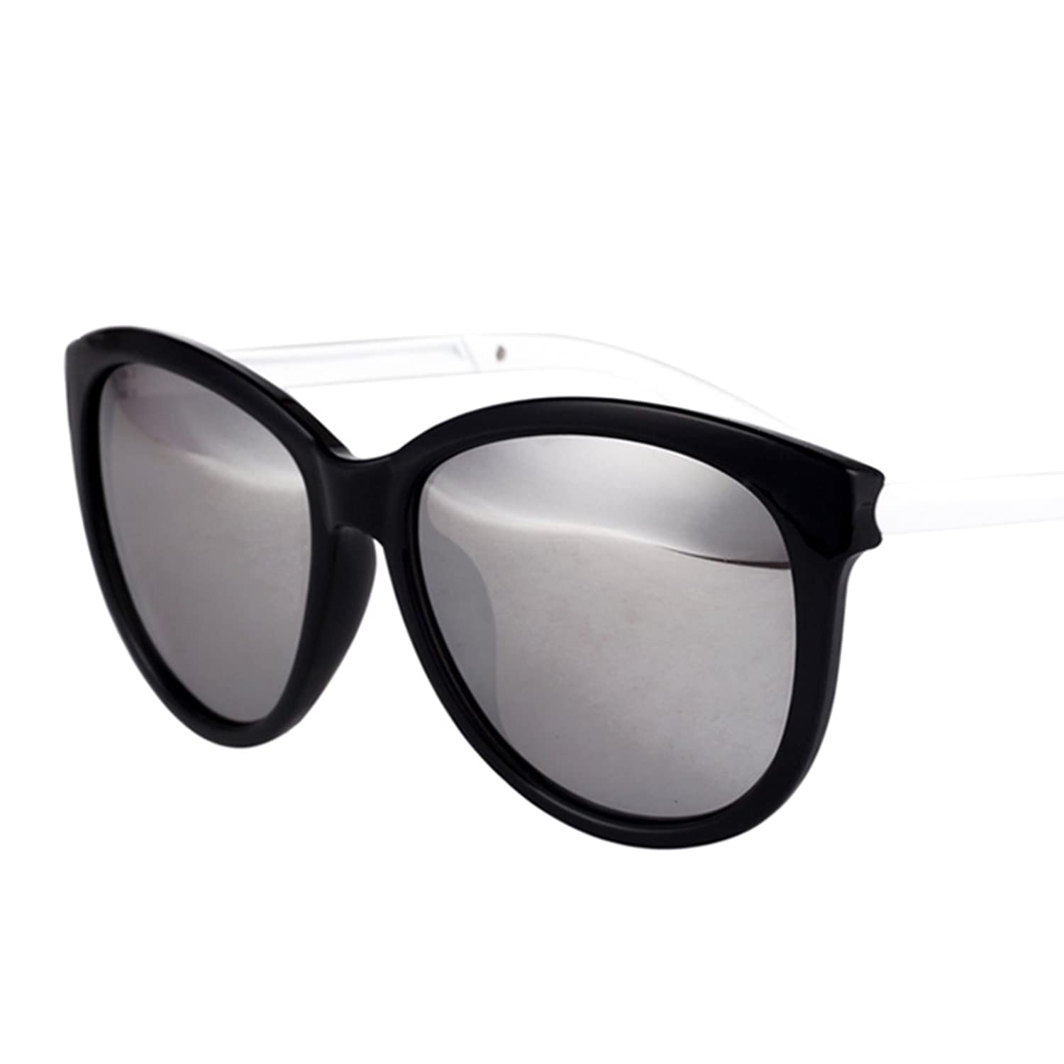 Boom box bright reverse luster membrane sunglasses/Current Korean sunglasses/Ladies fashion sunglasses