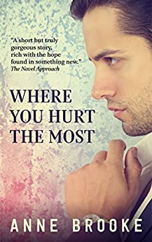 Where You Hurt The Most by [Brooke, Anne]