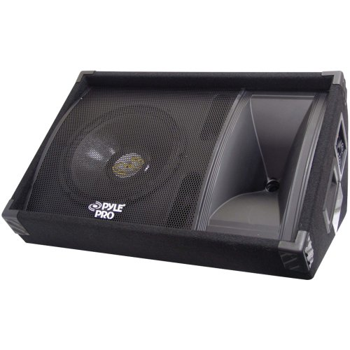 PylePro PASC12 Two Way Monitor Speaker