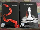 first editions eclipse hardcover by stephenie meyer plus 1 free hardcover breaking dawn twilight series books 3 and 4