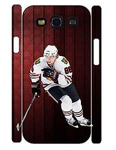 3D Print Funky Player Sport Theme Hard Cell Phone Protective Case for Samsung Galaxy S3 I9300 WANGJING JINDA