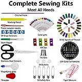 STURME Sewing KIT 30 XL Thread Spools Sewing Tool