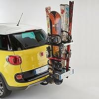 Porte-Skis/Porte-Surfs sur attelage MOTTEZ A022P - ARES/Nouvelle Version