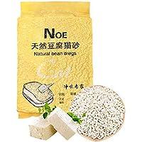 High quality Cat Litter Clumping Degradable Flushable Plant tofu Cat Litter. Green tea,Lavender,Original flavor.