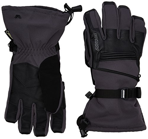Gordini GTX Storm Trooper II Glove - Mens Gunmetal/Black Large for $<!--$57.95-->