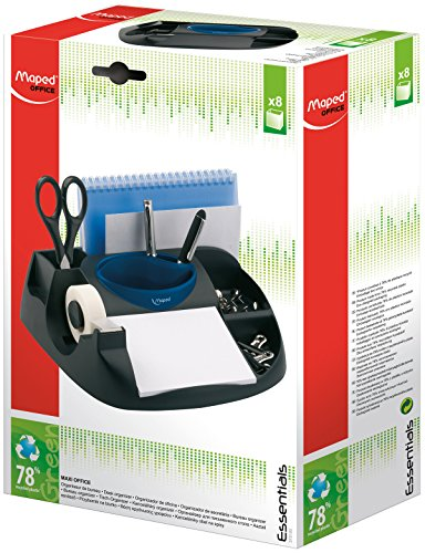Maped M575100 Butler Maxi Office schwarz / blau
