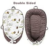 Baby Lounger,Baby Nest Super Soft 100% Cotton and